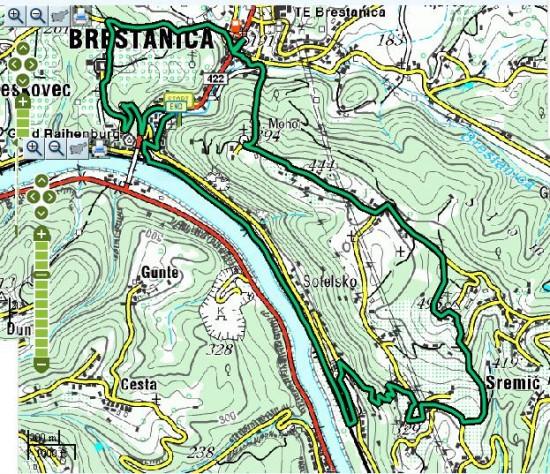 Trapisti-zemljevid